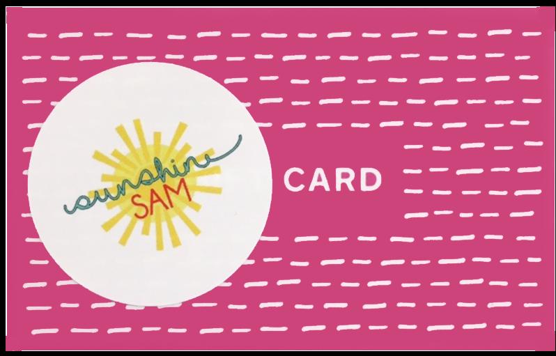 Home sunshine sam buy a digital gift card negle Images