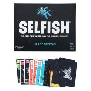 Selfish card game