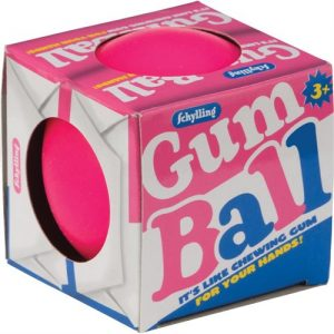 Bubble Gum Stress Ball
