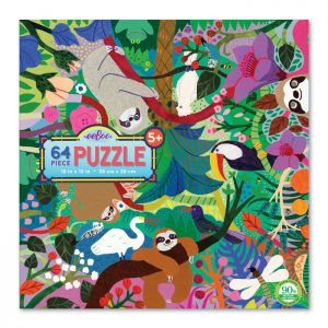 Sloths at Play Puzzle